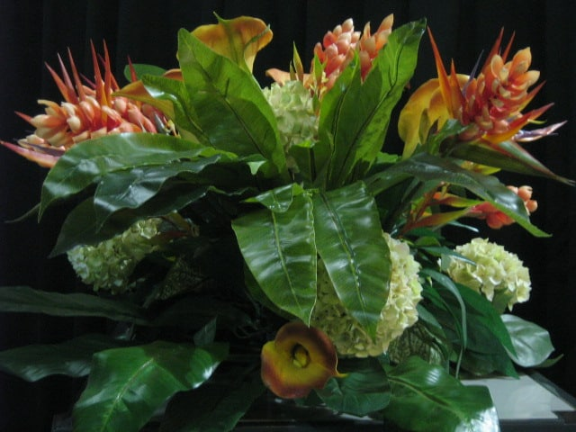 tropical-spray_floral-tribute