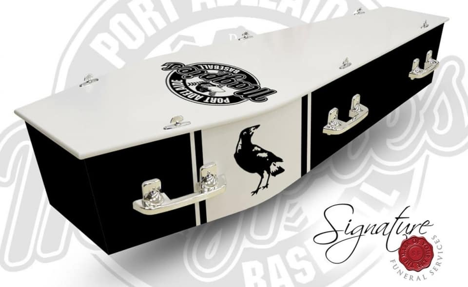 Our Special Coffins a unique selection provided with every