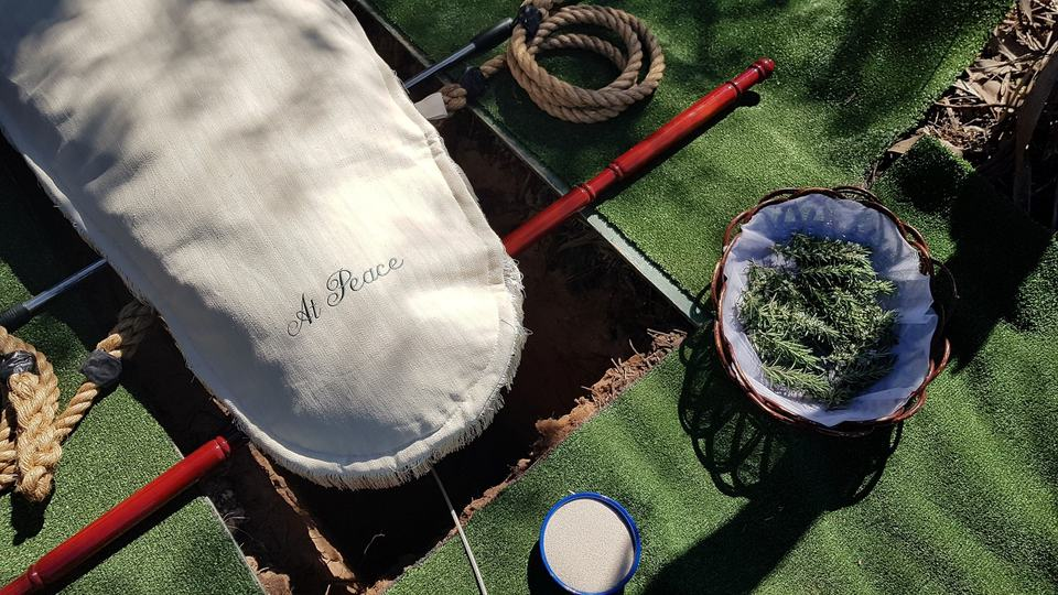 natural earth burial in adelaide